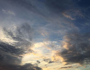 14.08.2020  ...und der Abendhimmel / ...and the evening sky Matthias Harnisch * Kunst & Natur